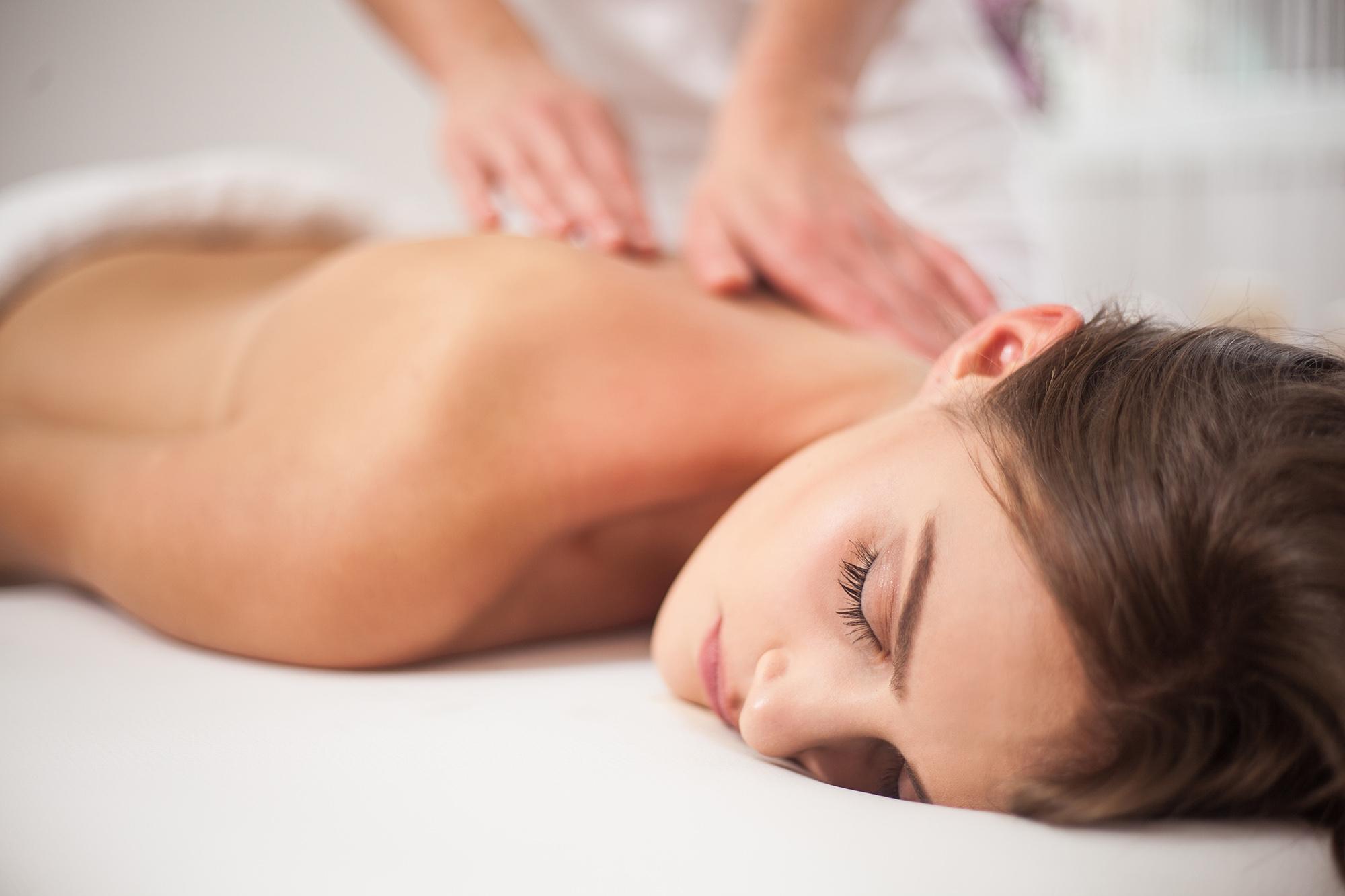 Sport- und klassische Massage